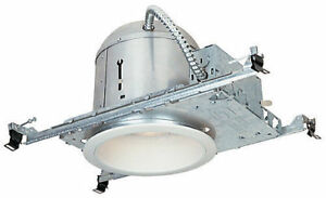 Commercial Electric - 4 fixtures BRAND NEW Recessed Lighting