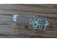 Pack od 10 E4 auto bulbs, 12V, 5W