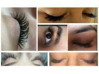50% off Semi-permanent classic eyelash extensions