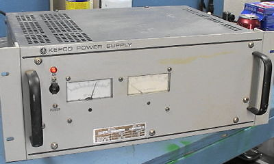 Kepco Dc Power Supply Prr 24-42m 24 Volts At 42 Amps