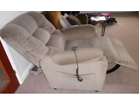 Lazyboy Electric Riser Recliner Chair