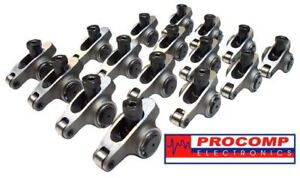 Pro Comp Small Block Chevrolet Stainless Steel Roller Rocker Arm