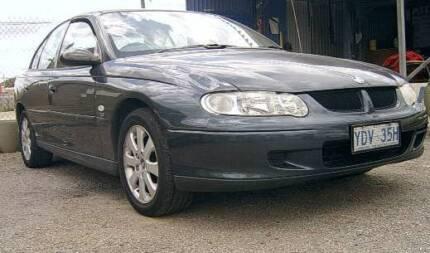 2001 Holden Commodore Sedan