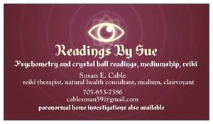 Clairvoyant Readings, Christmas Gift Ideas