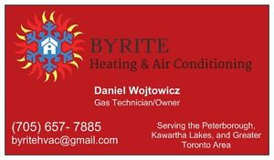 Furnace Installations & Winter Maintenance Peterborough Peterborough Area image 1
