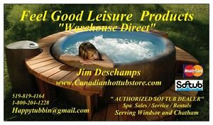 Worlds Most Efficient Softub Hot Tub as Low as $3200.00 Windsor Region Ontario image 8
