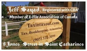 Accounting, Bookkeeping, Tax and Audit Services