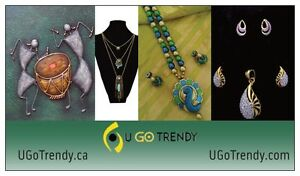 New Jewellery Sets, Bangles, Earrings, Anklets, Necklaces