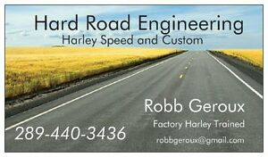 Harley Davidson Mechanical solutions