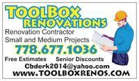 Toolbox Renovations