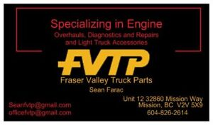 Light Truck Accessories and Heavy Duty Truck Parts