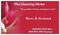 The Cleaning Moms