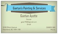 Need painting your house?