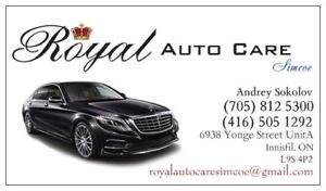 Royal Auto Care Simcoe