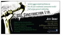 GGC Construction Ltd.- General Contractors On Budget & On Time!