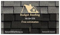 BUTGET ROOFING