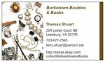 Collectible Baubles and Books