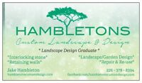 Hambletons Custom Landscape & Design