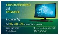 Clean Your Computer System (Free advice by E-mail)