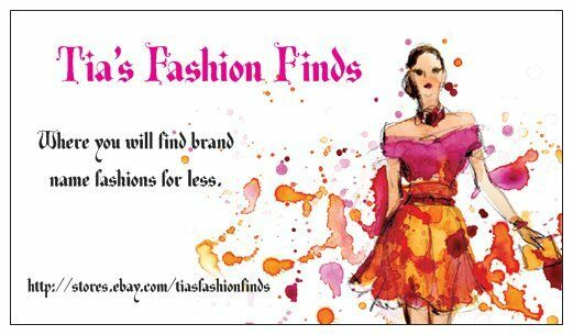 Tia's Fashion Finds