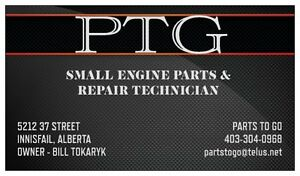SMALL ENGINE AND OUTDOOR EQUIPMENT PARTS AND REPAIR