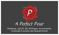 A Perfect Pour Bartending Services