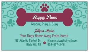 Happy Paws Grooming & Boarding
