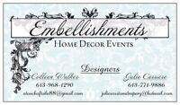 Embellishments Home Decor Show & Sale