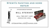 ***STEWY'S PAINTING AND HOME REPAIR***