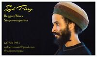 Acoustic Reggae Artist - Available for Booking