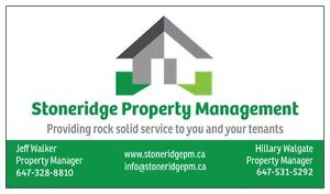 PROPERTY MANAGEMENT for Multi-Residential, Duplex Properties
