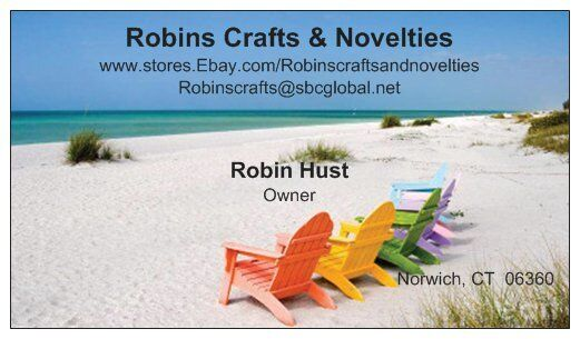 ROBINS CRAFTS AND NOVELTIES