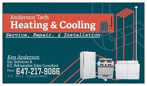 Cheap Quallity Installation on Heaters, Humidifiers 647-217 9066