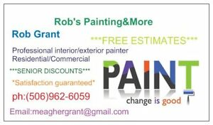 exterior door painting moncton. rob\u0027s painting \u0026 more exterior door painting moncton