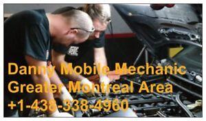 Mobile Mechanic - Mécanicien à votre domicile - Home Mechanic