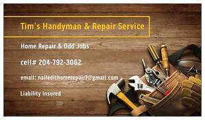 Handyman & Home Repair