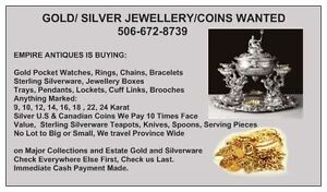WANTED: CASH FOR SCRAP GOLD, SILVER, JEWELERY, HIGH SCHOOL RINGS