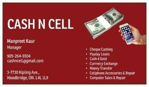 CASH N CELL (LARGEST WHOLESALER FOR CELL PHONE ACCESSORIES)