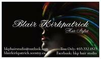 bkp hair studio is looking for your business!