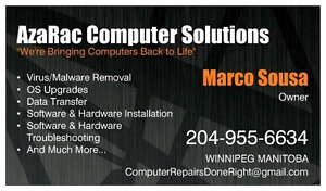 Spring Cleaning Your PC (Computer Repairs Done Right)