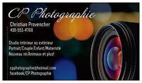 Photographe Nouvelle-Beauce et Québec