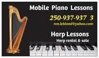 Mobile music lessons