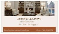 Europe Cleaning Service