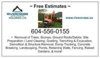 DRAINAGE ISSUES - Trenching & Excavation Services
