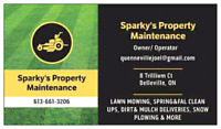 SPARKY'S PROPERTY MAINTENANCE