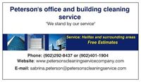 Commercial and Janitorial cleaning service