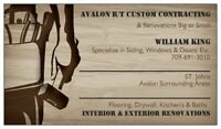 Avalon R/T Custom Contracting