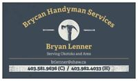 Journeyman Carpenter/Handyman in Okotoks