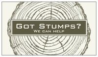 Got Stumps?