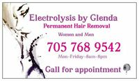 Electrolysis By Glenda